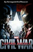 Civil War (Captain America X Reader) by RenegadeWolfReacon