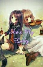 She's My Lady by xipark_hanrong
