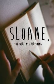 Sloane  [DISCONTINUED] by discussion