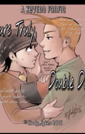 Yours Truly, Double Dork (a Kevedd Fanfic) by Cindy_Sykes