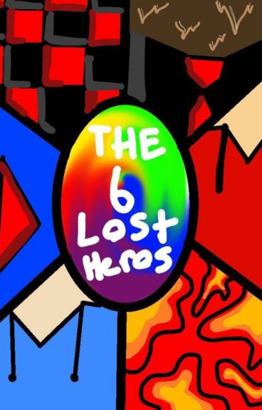 The 6 Lost Hero ( A Pack Minecraft FF) #1