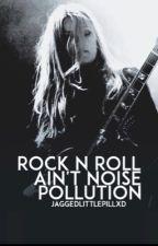 Rock N' Roll Ain't Noise Pollution by JaggedLittlePillXD