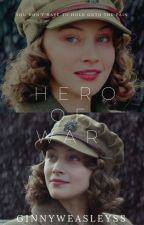 Hero of War 『 Bucky Barnes 』 by ginnyweasleyss