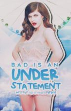 Bad Is An Understatement ⇢ c.s by brokenstereos