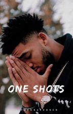 ONE SHOTS // NBA [✓] by qveenpariah