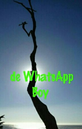 De WhatsApp Boy.... by feestknorretje