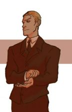 The Almighty Ludwig Beilschmidt of Class B (APH Germany x Reader) by bondeviks