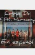 Letras de Fifth Harmony en español by Carolina_RomeroMI9