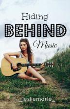 Hiding Behind Music by _lesliemarie_