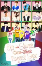 Exo and shinee imagines  by linea2001