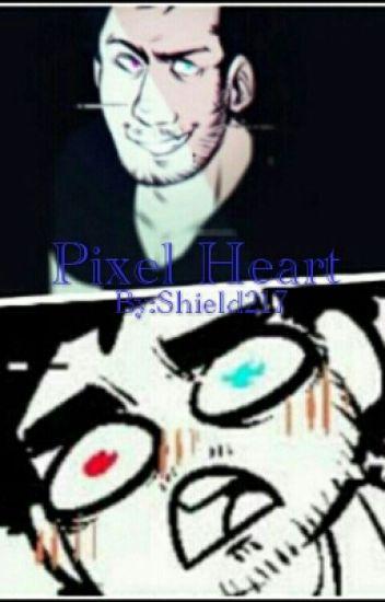 Pixel Heart [Glitchiplier X Reader]