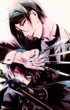 If I'm Lucky: SebastianxReaderxCiel ~ Sequel to YTH by angelwithashot_gun