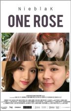 One rose. » Jimin, BTS. by NieblaK