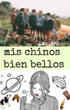 Mis chinos Bien Bellos (BTS chilensis) by kwea_zoy_un_pan