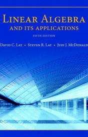 Linear Algebra and Its Applications 5th Edition PDF Free Download Ebook Textbook by booksinpdf