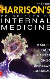 Harrison's Principles of Internal Medicine 19th Edition PDF Ebook Free Download  by booksinpdf