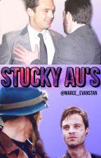 Stucky AU's by marce_evanstan