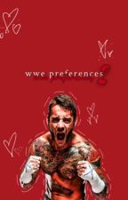 WWE Preferences 2 by hot_deanambrose