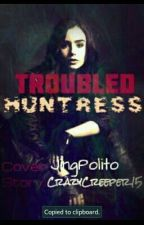Troubled Huntress by CrazyCreeper15