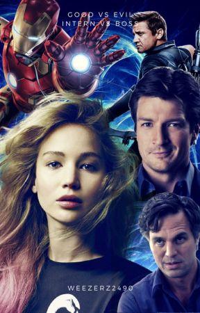 Avengers: Rise of Graviton - Chapter 10: The New Avenger