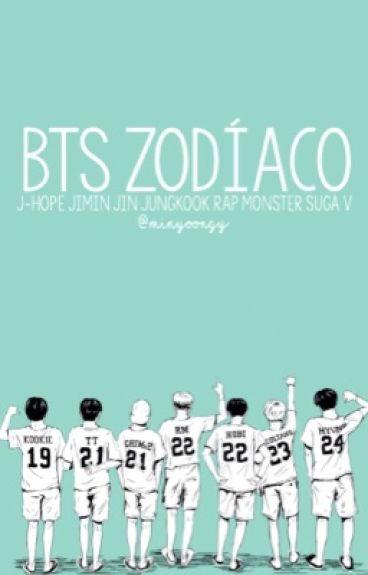 BTS Zodíaco