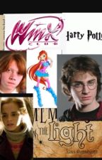 Harry Potter meets the winx  by Hermione_peletier