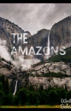 The Amazons by ehbmunn