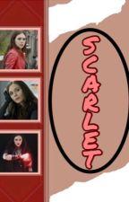Scarlet | Wanda Maximoff  by marvel-chick