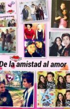 De La Amistad Al Amor Ruggarol  by Nareyita13