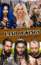 Land Of Kings || The Shield WWE by PaiigeAmbroseBanks