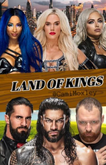 Land Of Kings || The Shield WWE