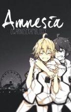 《Amnesia》【YuuMika/MikaYuu】 by OwariNoSeraphBloggy