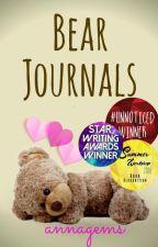 Bear journals by annagems