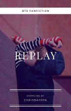 replay ⇀ taehyung by cuckoji