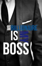 Mr Billionaire Is My Boss by johnsonsstorys