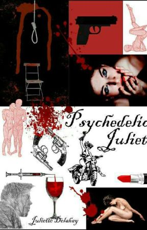 Psychedelic Juliet by AthenaetJacquotte