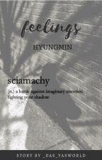 hyungmin. by CrxxpyWolf