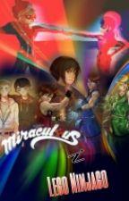 Miraculous i Lego Ninjago by CrystalLadyNoir
