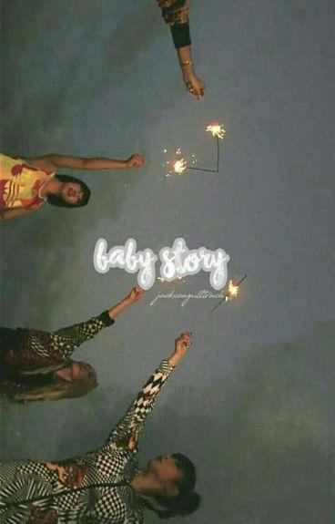 +baby story//taekook