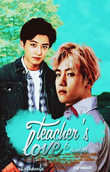 TEACHER'S LOVE 6 (BAEKYEOL-CHANBAEK)