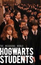 Hogwarts Students by The_Wizarding_World