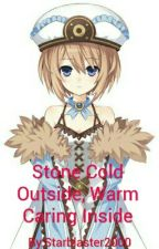 Stone Cold Outside, Warm Caring Inside (Blanc x Writer) by Starblaster2000
