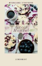 Sweet Moment by LemonMint_95