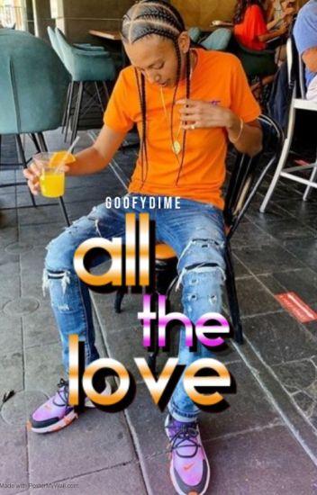 All The Love {Stud×Fem}