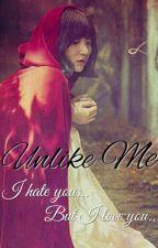 Unlike Me (Suga One-Shot) by ClaryKS