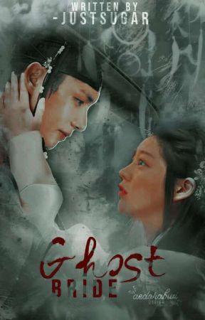 + 『 Ghost Bride ° 』 | ❝ 김태형 ❞  by -justsugar