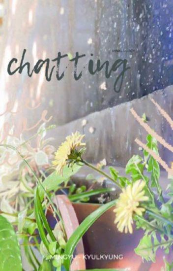 chatting ▪ mingyu pinky ✔