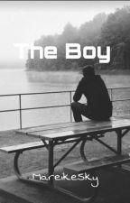 The Boy 》 BoyxBoy #Wattys2016 by MareikeSky