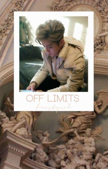 off limits ➳ Lu-Dragon