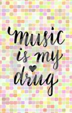 Music is my drug by Sweet--heart